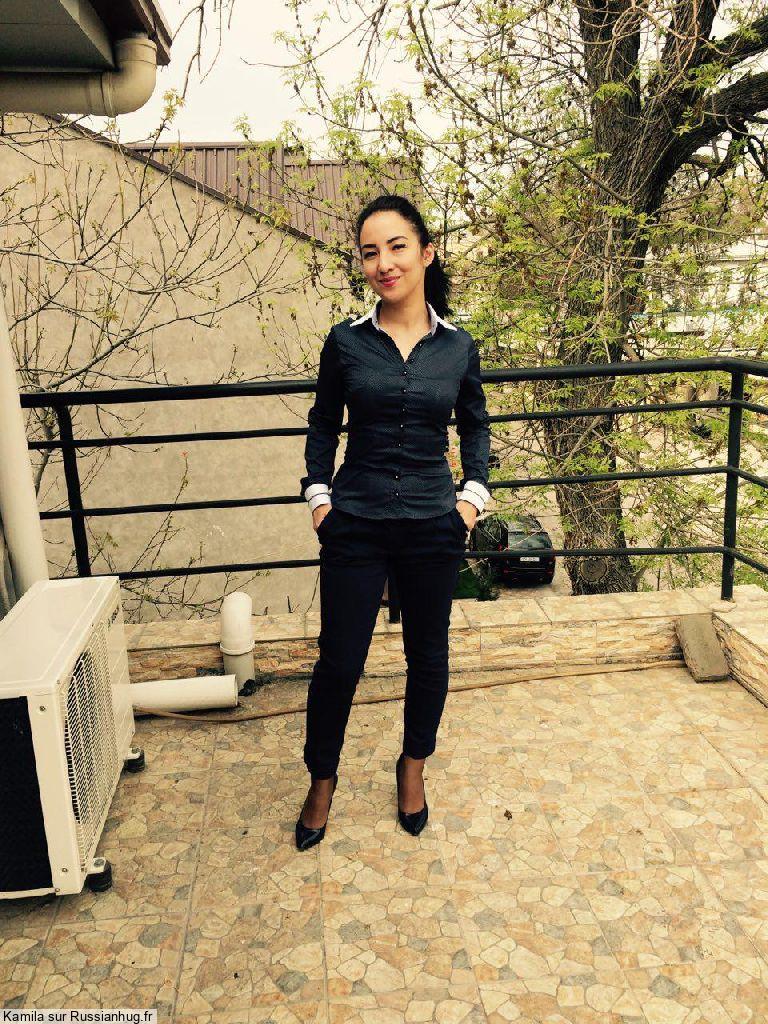 Rencontre Femme Ouzbékistan Sabina 30ans, 160cm et 45kg - PrivetVIP