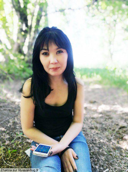 kazakhstan femme rencontre