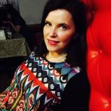 Anzhelika, femme russe
