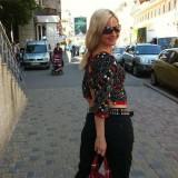 elina, femme russe