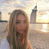 Nadezhda, femme russe
