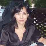 Gulnara, femme russe