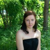 Julia, femme russe