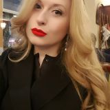 Genia, femme russe