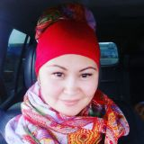 Anara, femme russe