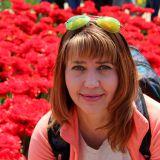 Lelly, femme russe