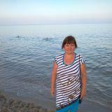 Uliya, femme russe