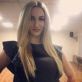 Daria, femme russe