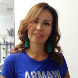 Mila, femme russe