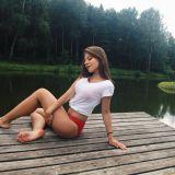 Vickie, femme russe