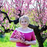 Ludmils, femme russe