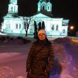 Katya, femme russe