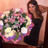 Marina, femme russe