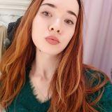 Lilia, femme russe
