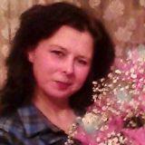 Aksana, femme russe