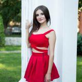 Lena, femme russe