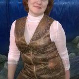 Elena, femme russe