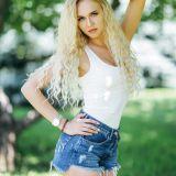 Nastya, femme russe