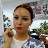 Kate, femme russe