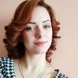Iren, femme russe
