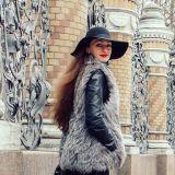 Leona, femme russe