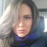Risha, femme russe