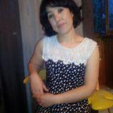 Nargiza, femme russe