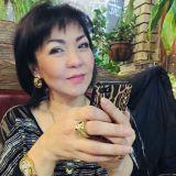 Dina, femme russe