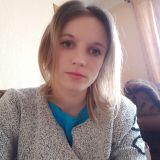 Alena, femme russe