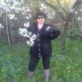 Olka, femme russe