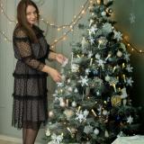 Maria, femme russe