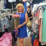 Iryna, femme russe