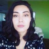 Aizhana, femme russe