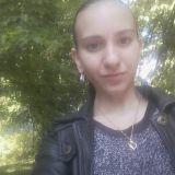 Vika, femme russe