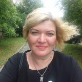Olena, femme russe