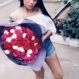 Alyssa, femme russe