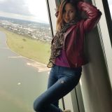 Sandy, femme russe