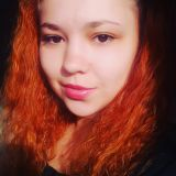 Darya, femme russe