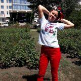 Djuliya, femme russe