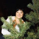Vera, femme russe