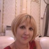 Lyudmila, femme russe