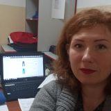 Nadia, femme russe