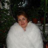 Nina, femme russe