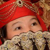 Zhanat, femme russe