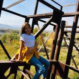Liza, femme russe