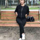 Oleksandra, femme russe