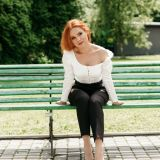 Ira, femme russe
