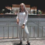 Polina, femme russe