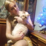 Lina, femme russe