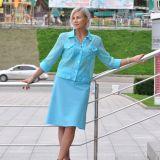 Lera, femme russe